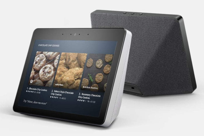 Druhá generace chytrého reproduktoru Amazon Echo Show