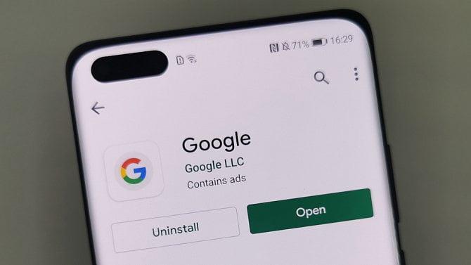 [článek] Nahráli jsme služby Googlu do zakázaného Huawei. Ipřes čínské znaky to funguje