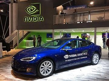 Nvidia a Tesla