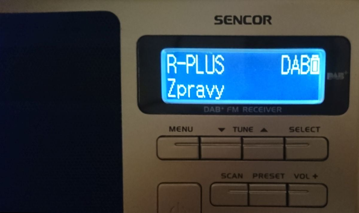 Sencor SRD6400 - info
