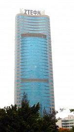 ZTE Tower v Šen-čenu