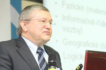 Jaroslav Pejčoch, předseda představenstva T-Soft