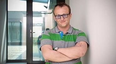 Tomáš Foltýn, ředitel Odboru správy fondů Národní knihovny ČR