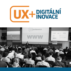 Logo UX a digitální inovace
