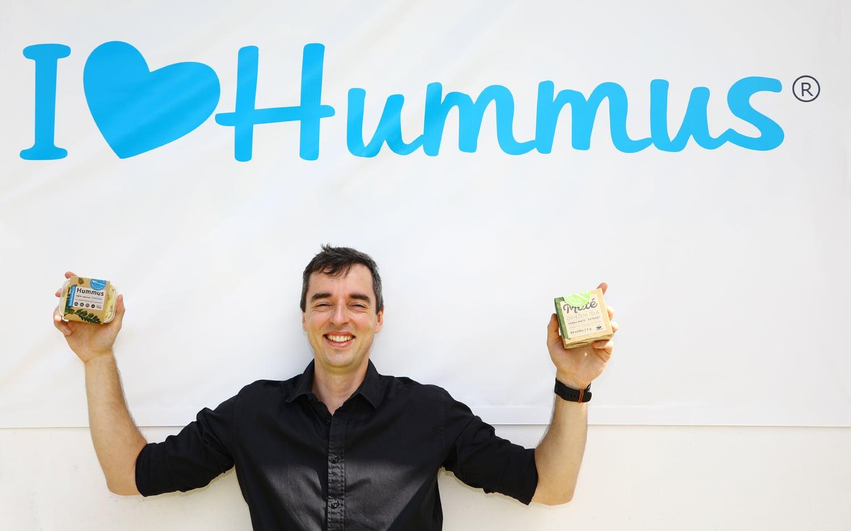 Vyrábějí hummus a další dobroty. Podívejte se jak