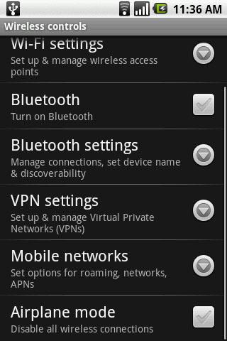 Nový obraz Android