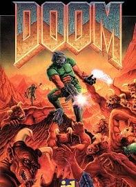 Obal původního Dooma