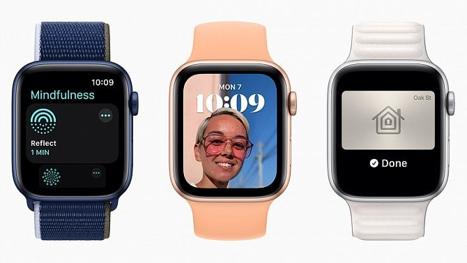 [článek] Nové operační systémy od Applu, blíží se Wi-Fi 7, Apple Watch seSIM konečně vČR