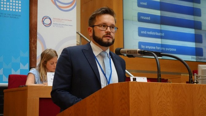 Národní koordinátor otevřených dat Michal Kubáň míří do Evropské komise