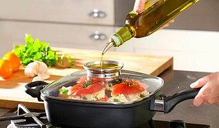 Test tuků aolejů: Jak to vidí kuchař