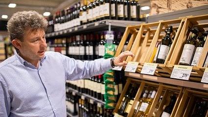 Vitalia.cz: Kde hledat dobré víno vsupermarketu