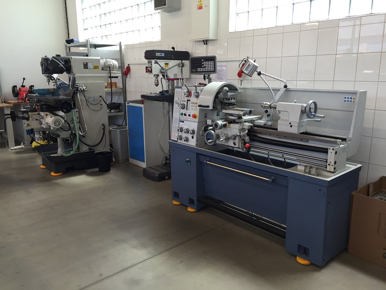 Výroba tiskáren be3D v Kralupech nad Vltavou