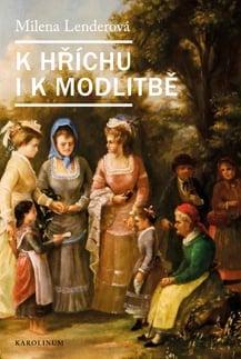 """Historička Milena Lenderová píše ve své knize K hříchu i k modlitbě: """"Těhotná žena smrt nosí za pasem."""""""