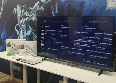 O2 TV pro Xbox One.