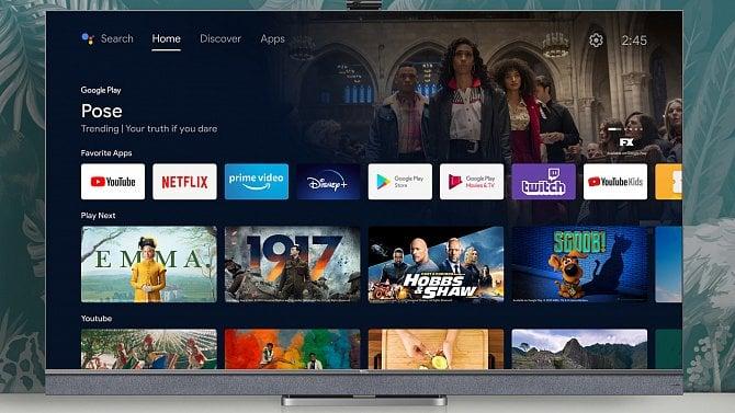 [aktualita] TCL představuje nové televizory s Android TV 11 a soundbar
