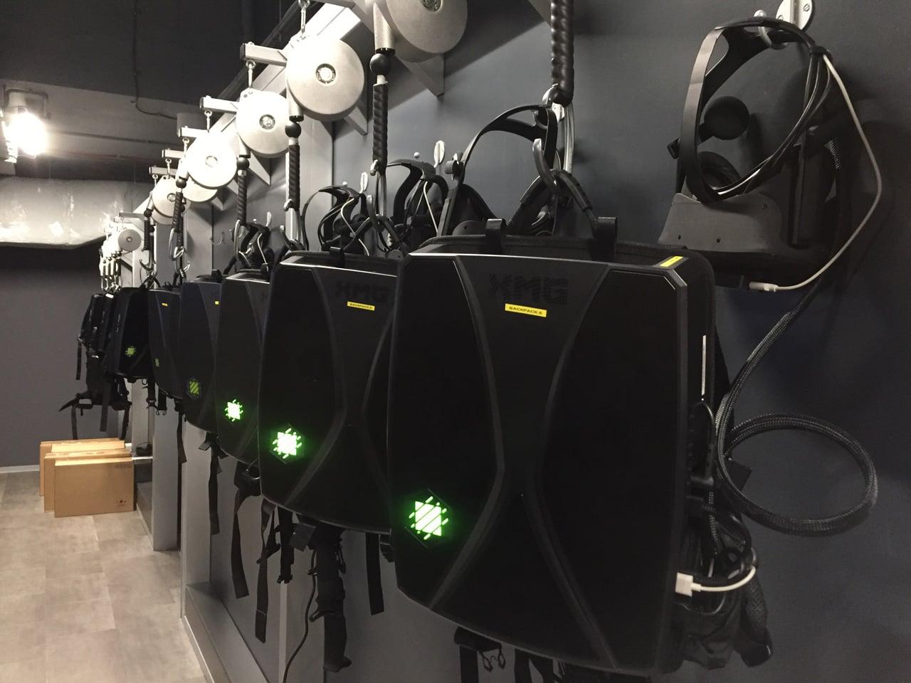 Golem VR od DIVR Labs v pražském hračkářství Hamleys