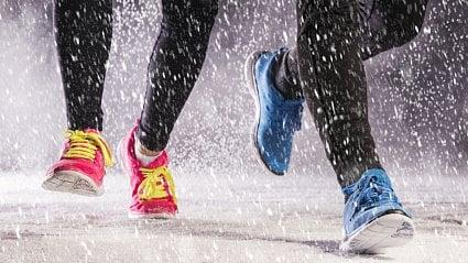 Vitalia.cz: Pravidla pro běhání v zimních měsících