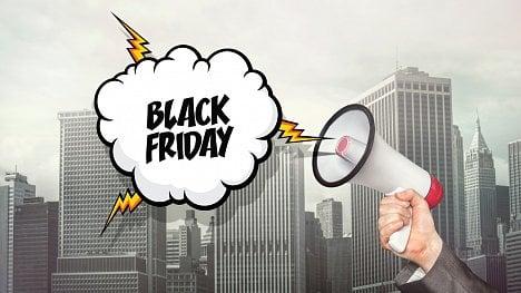 e82e2ad7bd Český Black Friday  Místo dne týden slev