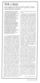 Časopis Ekonom informuje o založení Wüstenrot stavební spořitelny (1992).