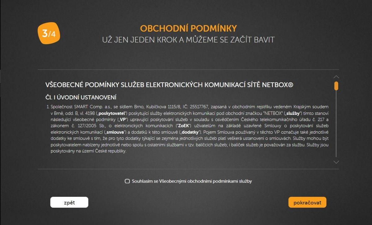 Kuki - instalace přes PC (web)