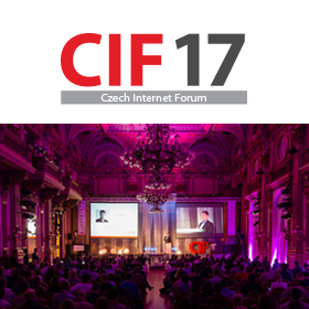 Logo Czech Internet Forum 2017