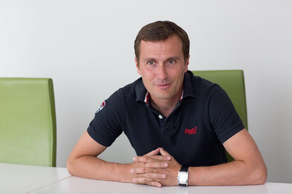 Martin Havrda a Jakub Jánský ze společnosti Planet A