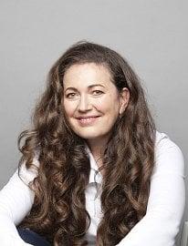 Taťána le Moigne, nová členka dozorčí rady Raiffeisenbank. (09/2019).