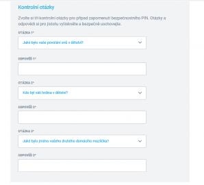 Aktivace ČD Kreditu.