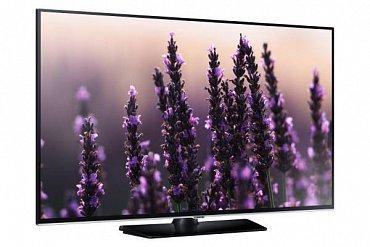 Samsung 40H5500 (9.499 Kč) má 102 cm, rozlišení Full HD a řadu chytrých funkcí.