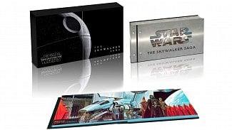 Star Wars na UHD BD
