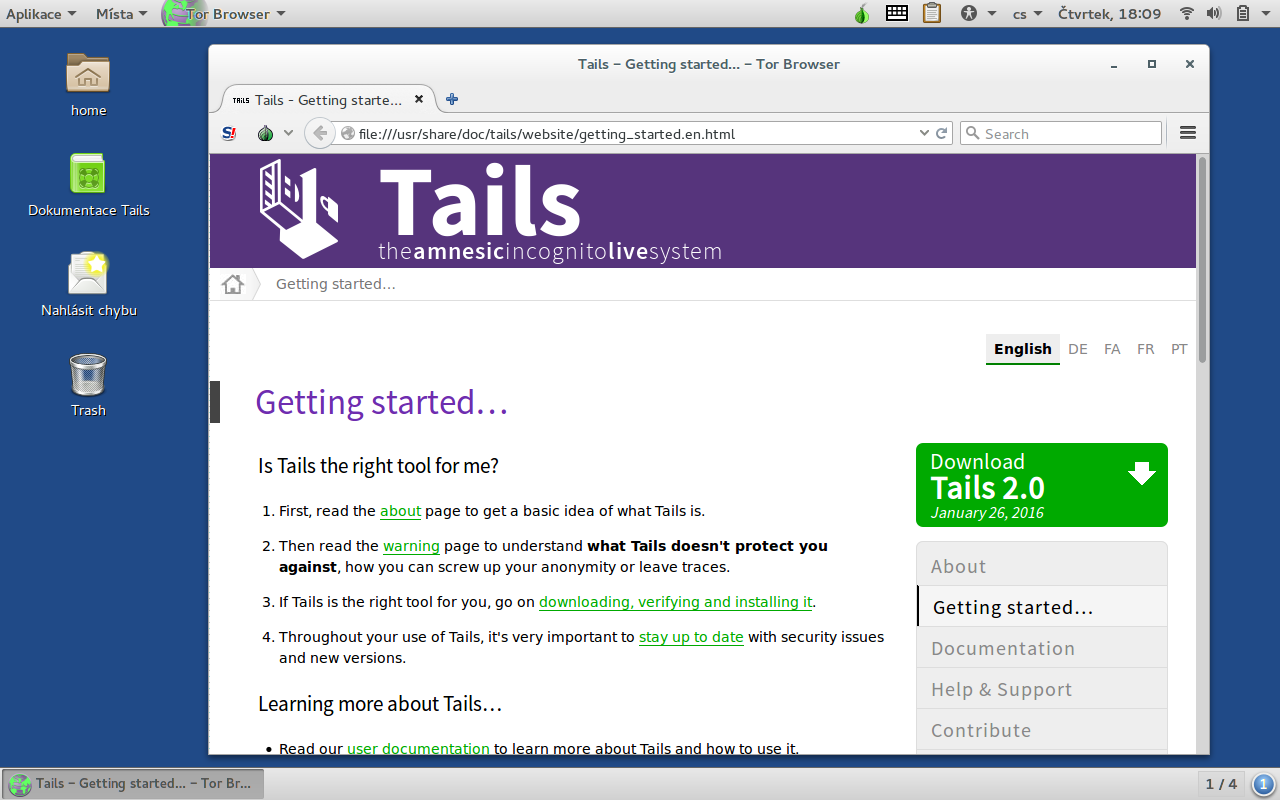 Tails 2.0