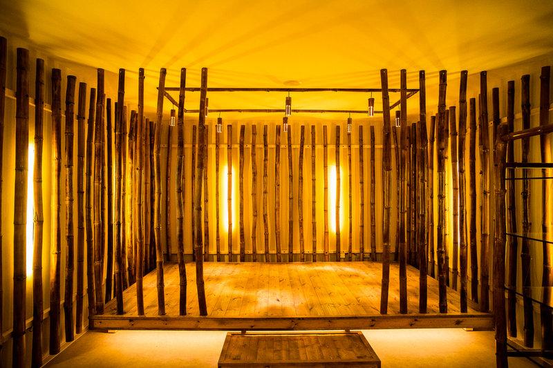 Práce společnosti Bamboo Design
