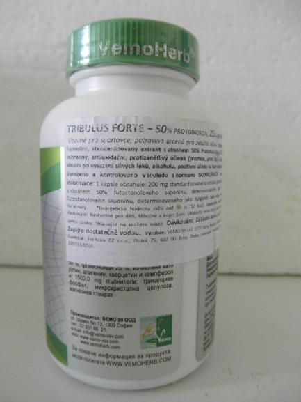 Doplňky stravy obsahovaly zakázané látky