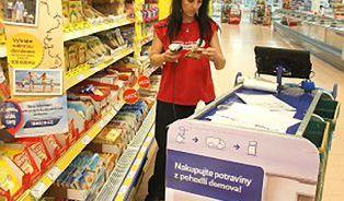 iTesco: Jak to chodí vzákulisí prodeje potravin online? Je to DavisCup