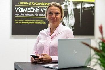Ředitelkou bezpečnosti Raiffeisenbank je nově Gabriela Obešlová