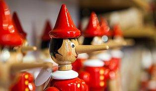 Pinocchiův syndrom: Emoční dřeva neprojevují city