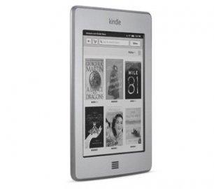 Amazon Kindle Touch je dotyková čtečka s elektronickým papírem a zcela přepracovaným konceptem ovládání. Před vánoci se bude prodávat báječně, tomu věříme...