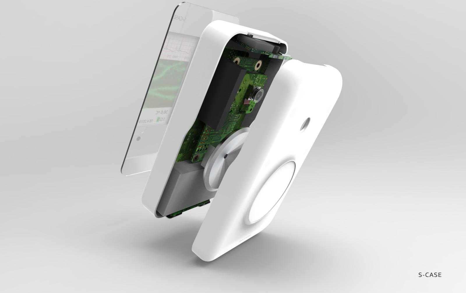 S-Case: 10 přístrojů v jednom