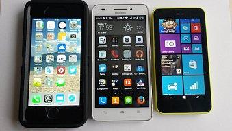 Karty nechte doma, plaťte mobilem a bez NFC