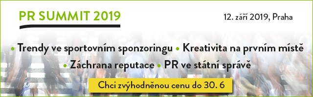 PR Summit tip témata