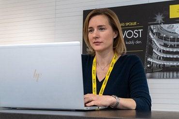 Ředitelkou agilní transformace Raiffeisenbank je Lenka Pincot