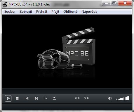 MPC-BE je skvělým klonem Media Player Classic