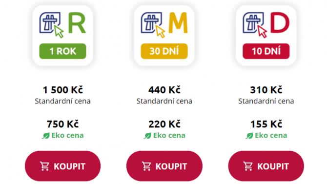 [aktualita] Alza.cz elektronické dálniční známky prodávat nebude. Zájem dalších e-shopů je minimální