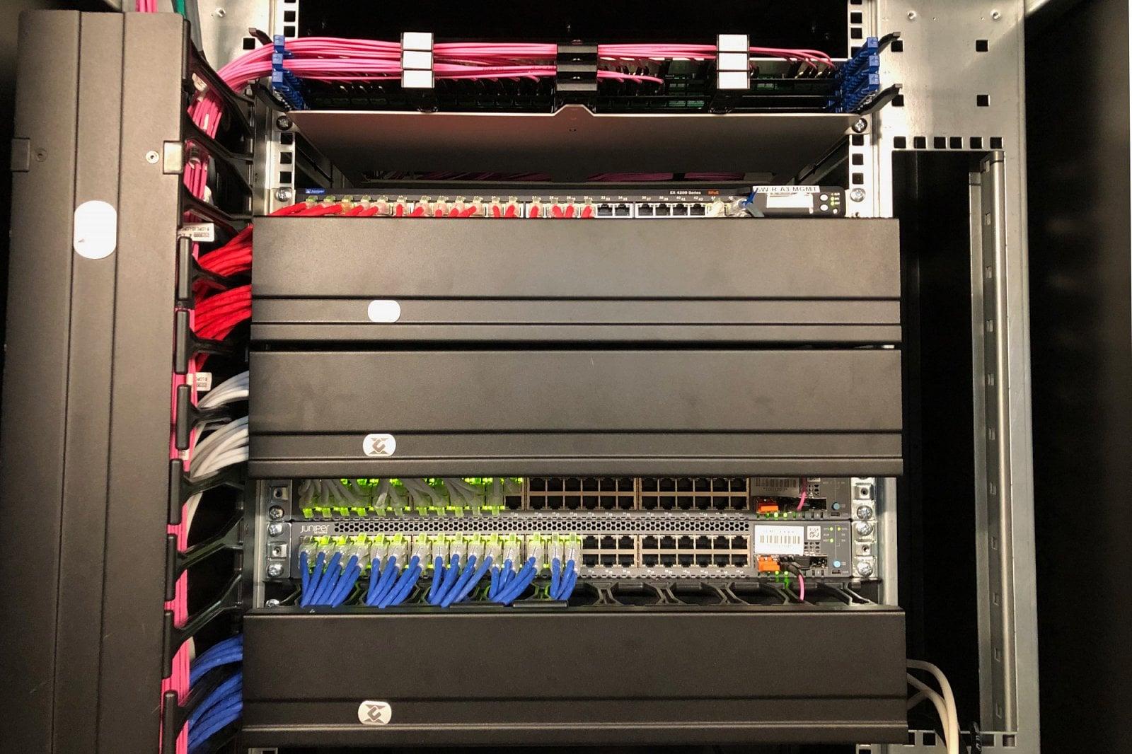 Stěhování DNS stacku