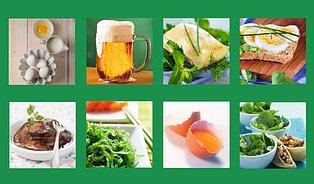 Vitamín B vpotravinách zničí var imražení