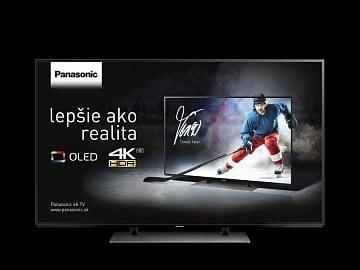 Nejnovější OLED televizor Panasonic TX-55EZ950 přichází na trh za 89 990 Kč, resp. 3399 €.