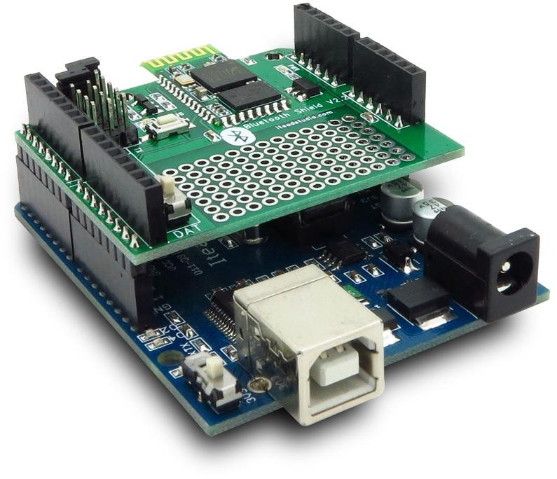 Arduino Bluetooth shield