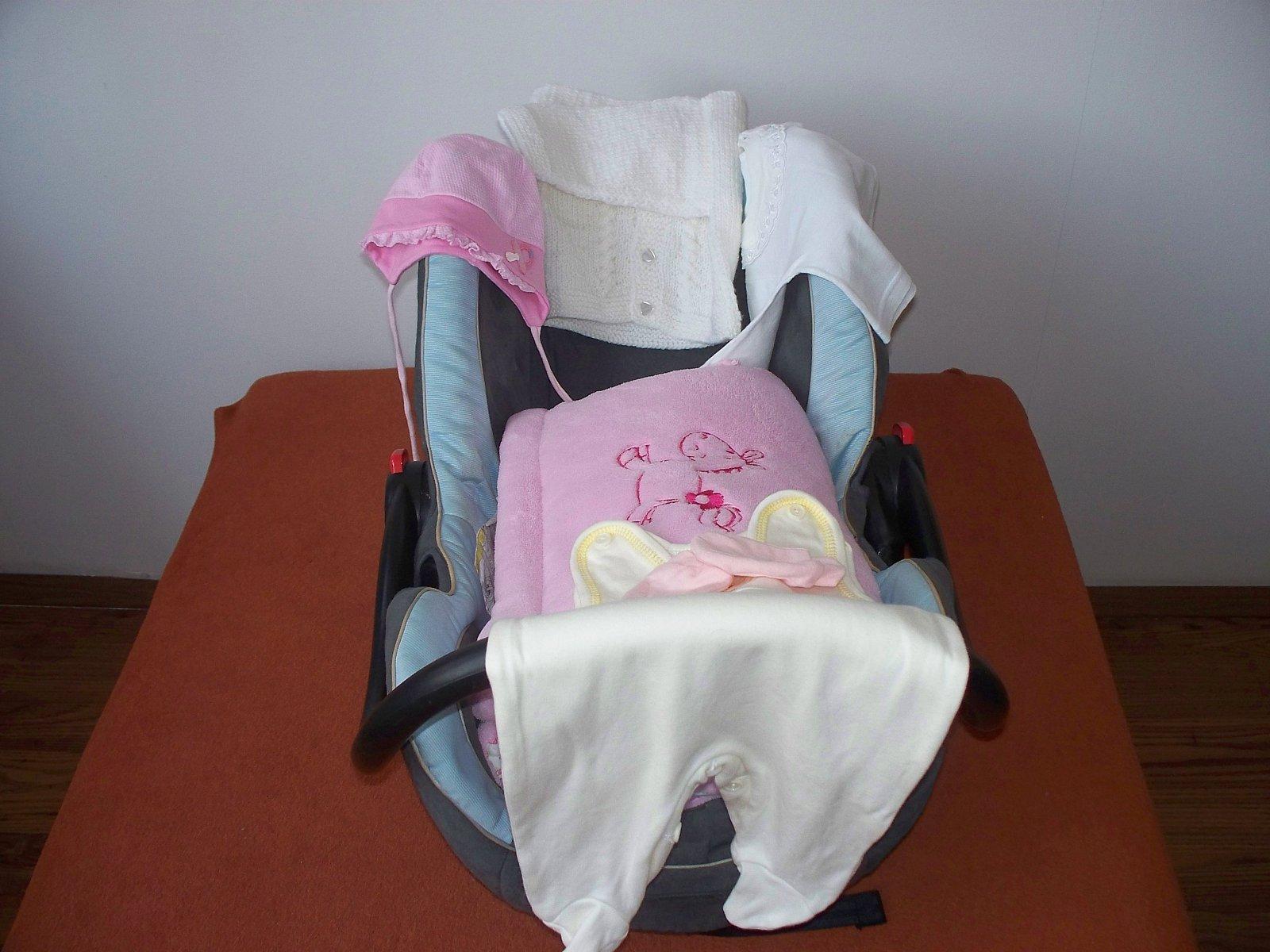 Co zabalit do porodnice