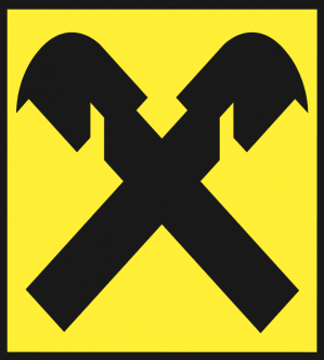 RSTS Raiffeisen stavební spořitelna logo