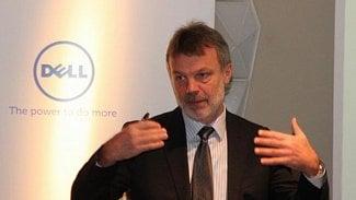 Jiří Kysela (Dell): VČesku propouštět nebudeme